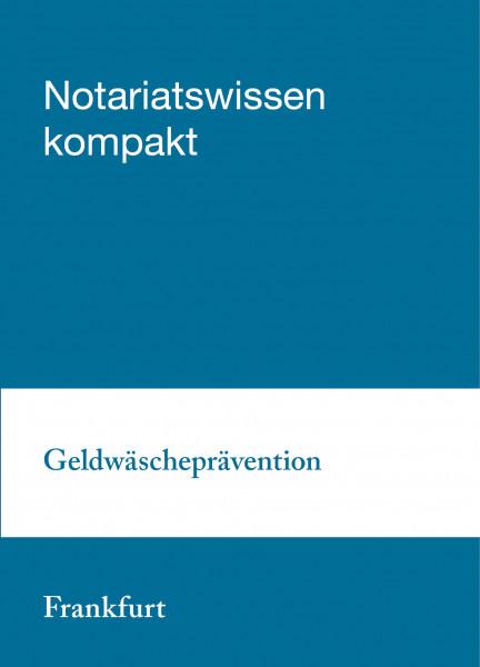 02.11.21 in Frankfurt am Main - Geldwäscheprävention