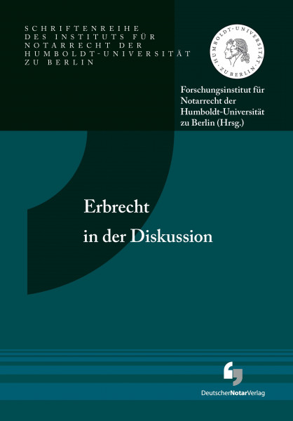 Erbrecht in der Diskussion
