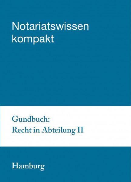 02.12.21 in Hamburg - Grundbuch: Rechte in Abteilung II