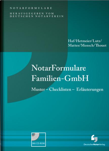 NotarFormulare Familien-GmbH