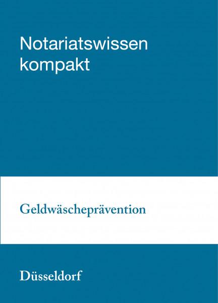 20.04.21 in Düsseldorf - Geldwäscheprävention