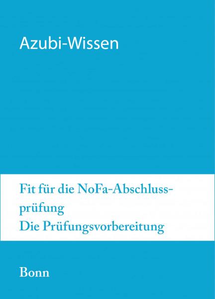 06. bis 09.04.20 in Bonn - Fit für die NoFa-Abschlussprüfung